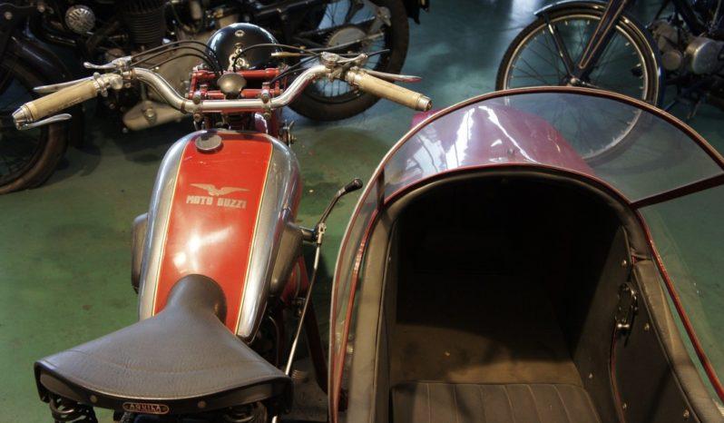 MOTO GUZZI S 500 SIDECAR '35 completo