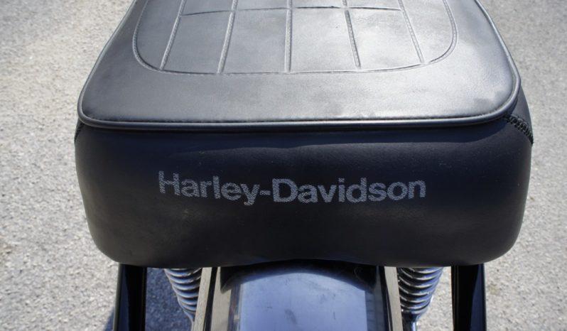 AERMACCHI HARLEY DAVIDSON 350 SS completo