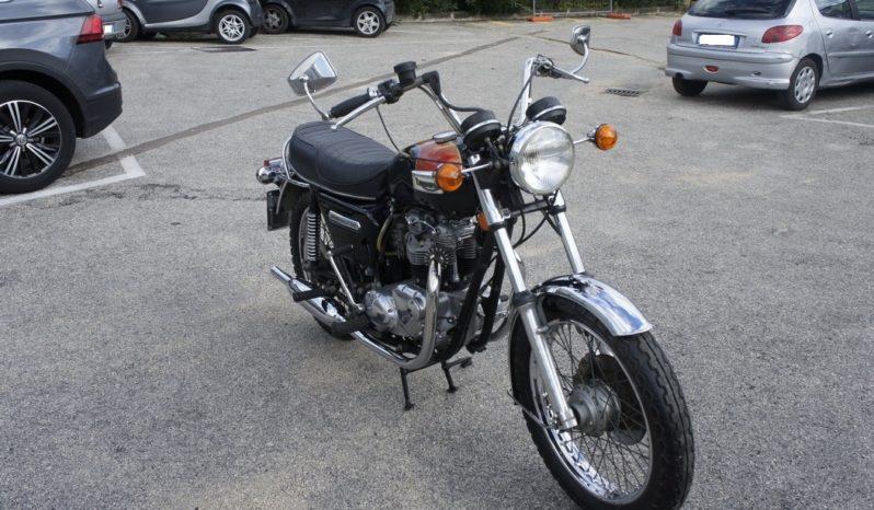 TRIUMPH Bonneville 750 T140 E America completo