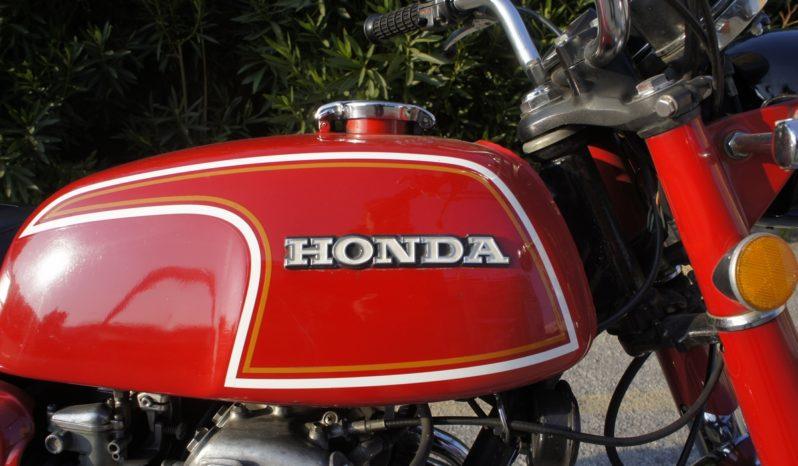 HONDA CB 350 FOUR completo