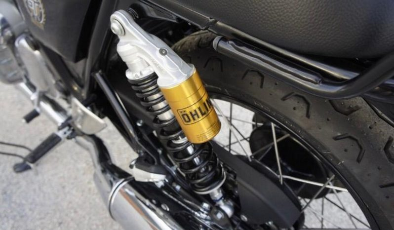 ROYAL ENFIELD CONTINENTAL GT completo