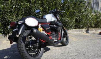 Moto Guzzi V7 III Racer completo