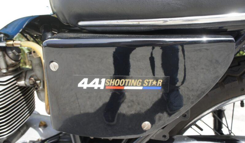 BSA B44 Shooting Star completo