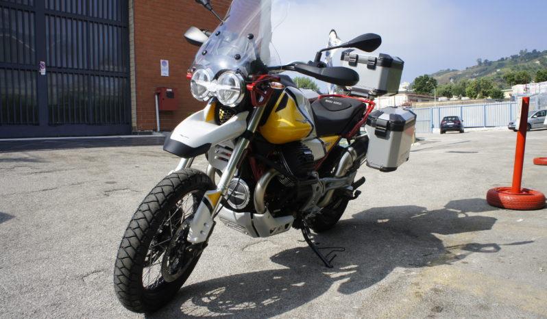 MOTO GUZZI V85 TT Premium Graphic completo