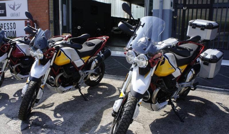 MOTO GUZZI V85 TT Gamma completa completo