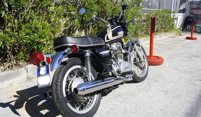 Yamaha 650 XS completo